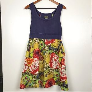 Anthropologie Fei  Tank Dress SZM